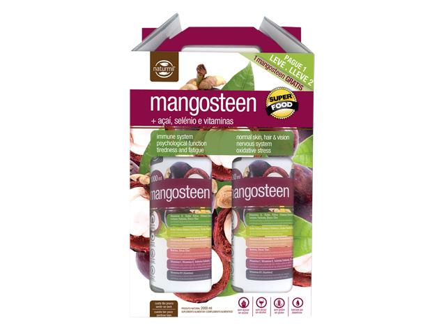 Mangosteen + Açaí Sumo Natural Pack 2 Dietmed
