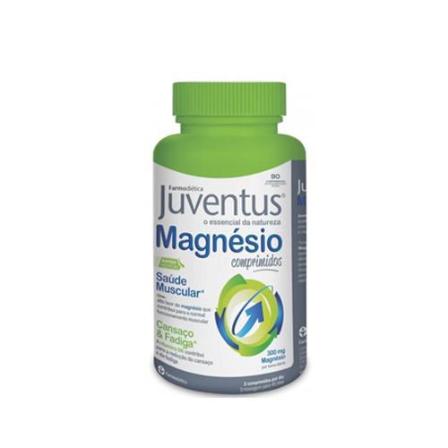 Magnésio 90 Comprimidos Juventus Farmodiética