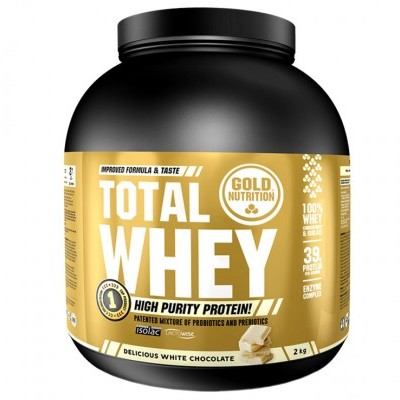 Total Whey 2kg Gold Nutrition