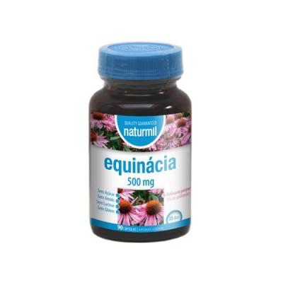 Equinácea 500mg - 90 Cápsulas Naturmil