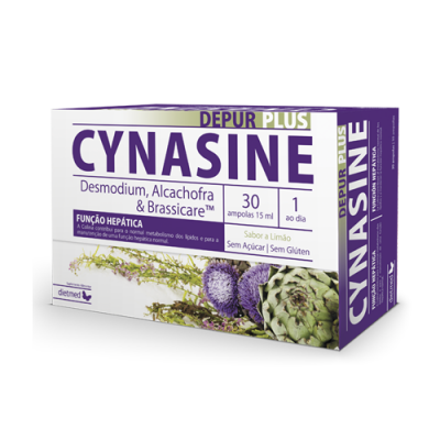 Cynasine Depur Plus 30 Ampolas Dietmed