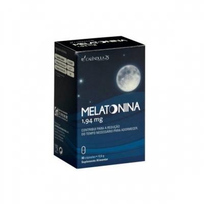 Melatonina 30 Cápsulas Calendula