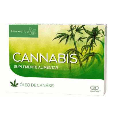 Cannabis 30 Cápsulas Bioceutica