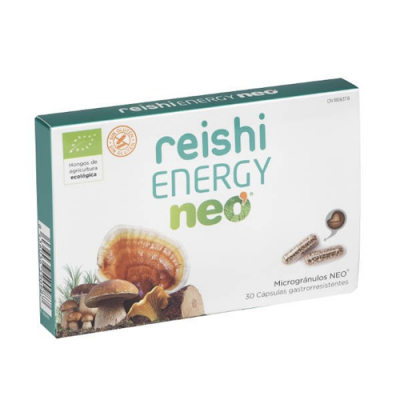 Reishi Energy Neo 30 Cápsulas