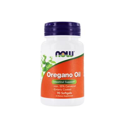 Oregano Oil 90 Cápsulas Now