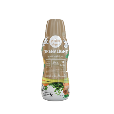 Drenalight Golden Depur 600ml Dietmed