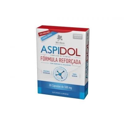 Aspidol 30 Cápsulas 500mg Bio-Hera