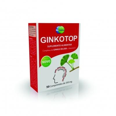 Ginkotop 50 Comprimidos Bioceutica