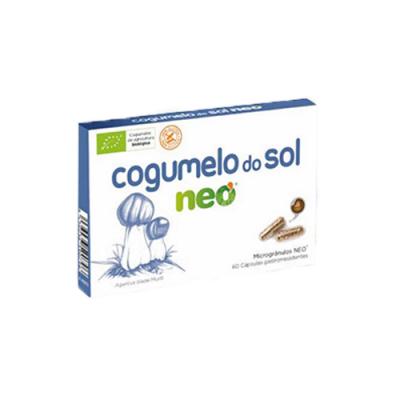 Cogumelo do Sol Neo 60 Cápsulas