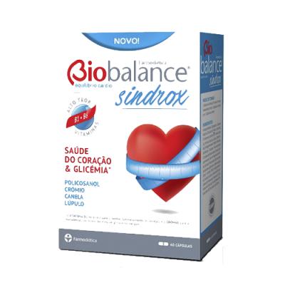 Biobalance Sindrox 60 Cápsulas Farmodiética