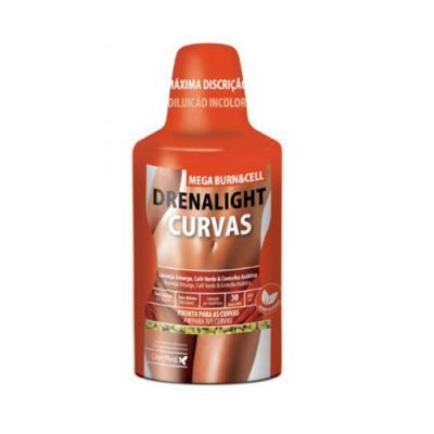 Drenalight Curvas 600ml Dietmed