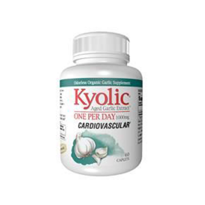 Kyolic 1 a Day 60 Cápsulas Eco Nutraceuticos