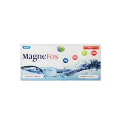 Magnefos 30 Ampolas Biocêutica