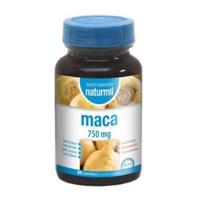 Naturmil Maca 750mg 60 Comprimidos Dietmed