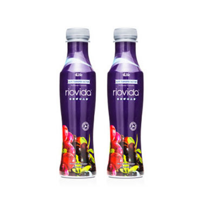 Transfer Factor Riovida Tri-Factor 2X500ml 4Life