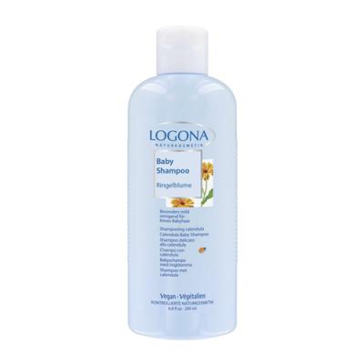 Logona Shampoo Biológico Bebé 200ml Calêndula