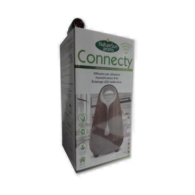 Difusor Connecty de Óleos Essenciais - Cinzento Farmoplex