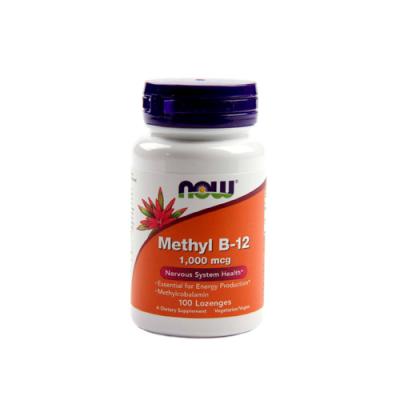 Methyl B-12 1000mcg - 100 Losangos Now