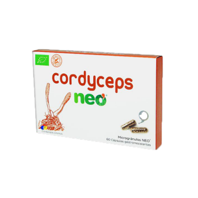Cordyceps Neo 60 Cápsulas
