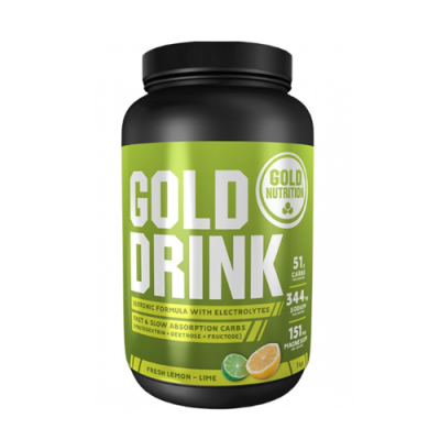 Gold Drink Lima Limão 1000g Gold Nutrition
