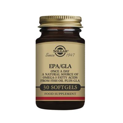 EPA / GLA (One a Day) 30 Cápsulas Solgar