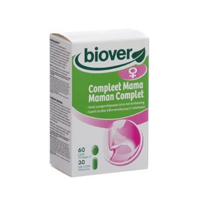 Mamã Completa 60 Cápsulas + 30 Comprimidos Biover