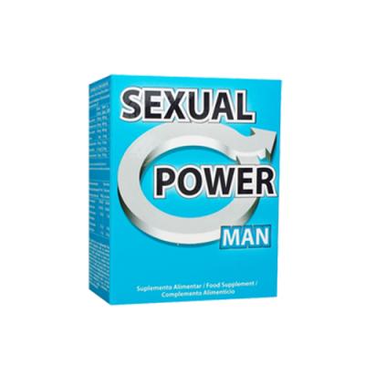 Sexual Power Man 60 Comprimidos F.J. Campos
