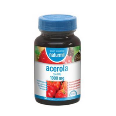 Naturmil Acerola 1000mg 60 Comprimidos Dietmed