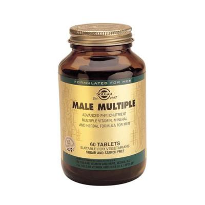 Fórmula Avançada para Homem 60 Comprimidos Solgar