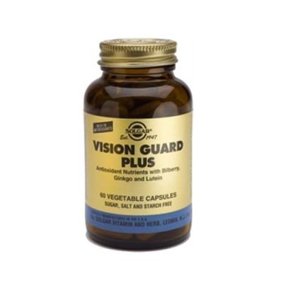 Vision Guard Plus 60 Cápsulas Solgar