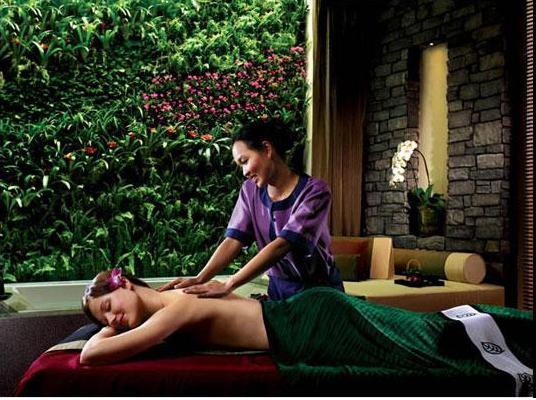 Massagem - Balinesa