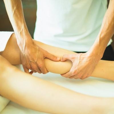Massagem de Pernas Cansadas (30 min)