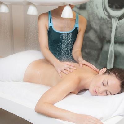 Duche com massagem vichy (20 min)
