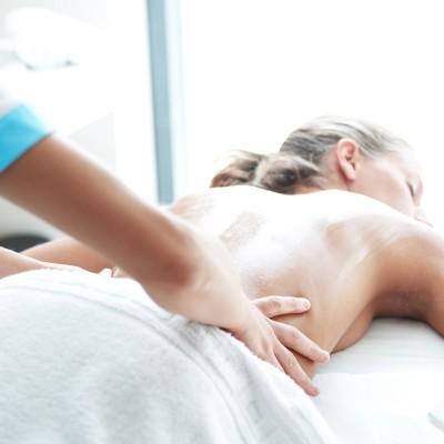 Massagem geral com óleos essênciais (50 min)