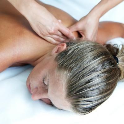 Massagem localizada com óleos essênciais (20 min)