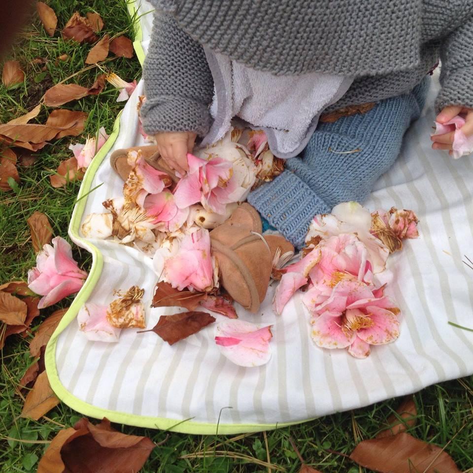 Encomenda de capas de lã longies