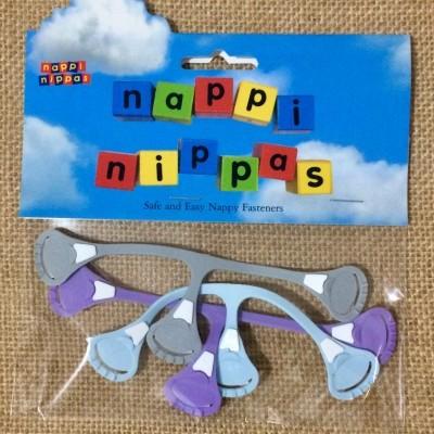 Fixador de fraldas snappi/Nappy fastener