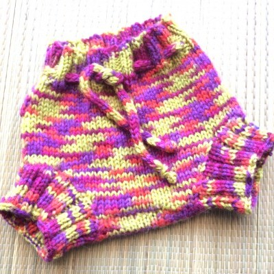 Capa de lã soaker Medium/Large