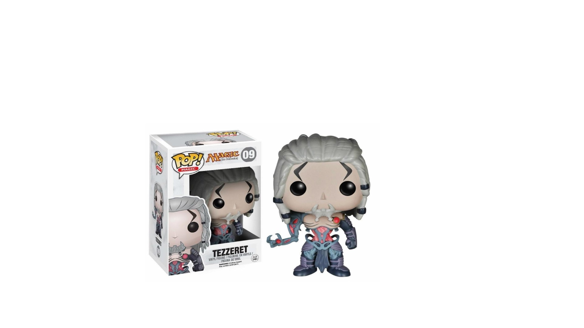 Magic The Gathering Tezzeret POP Vinyl Figure 09