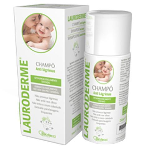 LAURODERME® CHAMPÔ ANTI-LÁGRIMAS, 250ml