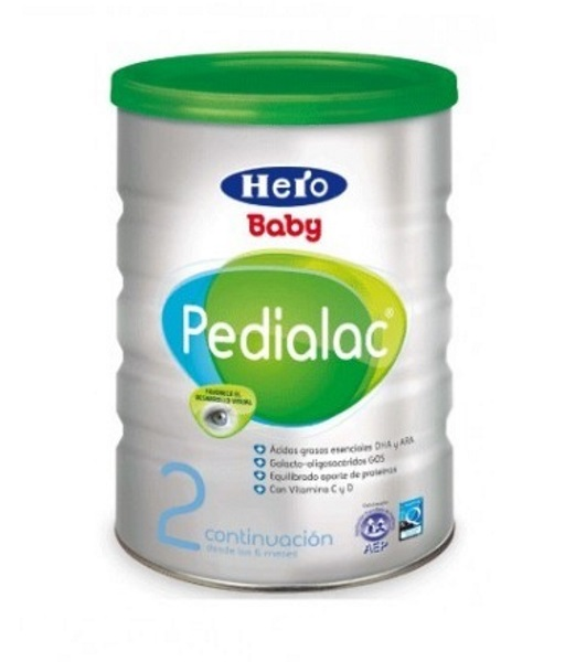Hero Baby Pedialac® 2 (+6m) - 800gr
