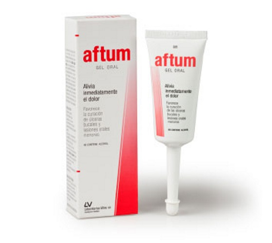 AFTUM GEL ORAL - 15ml