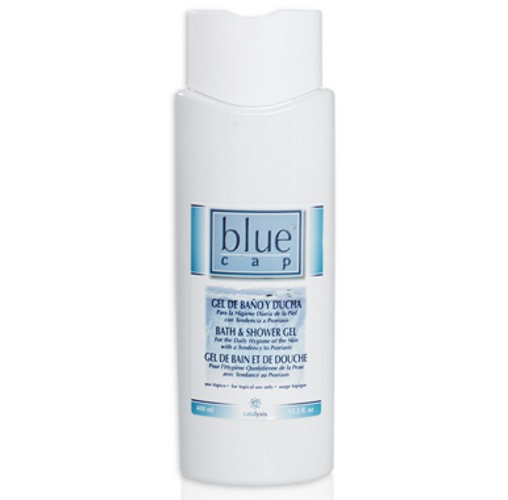 CATALYSIS BLUE CAP - GEL BANHO 400ml