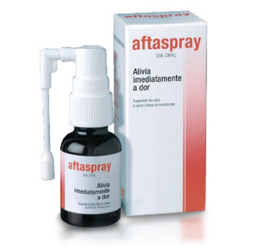 AFTASPRAY - 20 ml