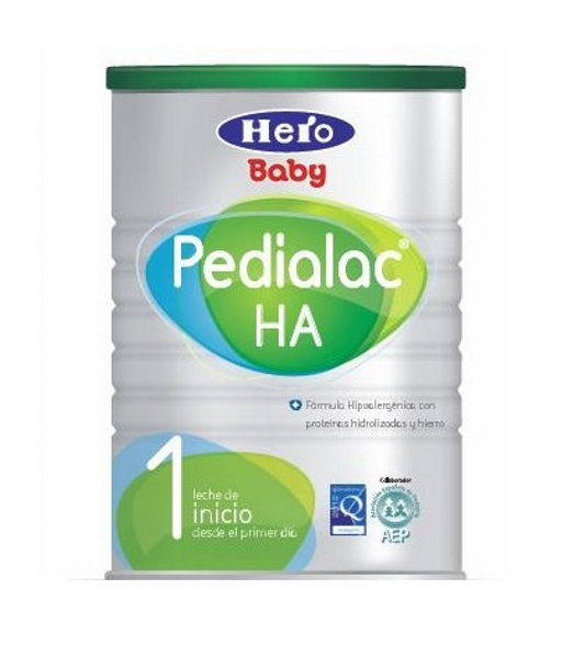 Hero Baby Pedialac® HA1 (+1 Dia) - 800gr