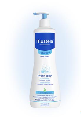 MUSTELA® - Hydra Bébé® Leite Corporal