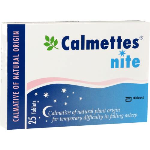 CALMETTES® NITE - 25 Comp.