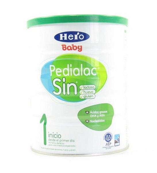 Hero Baby Pedialac® Sem Lactose (+1 Dia) - 800gr