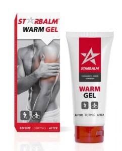 STAR BALM® WARM GEL, 100ml