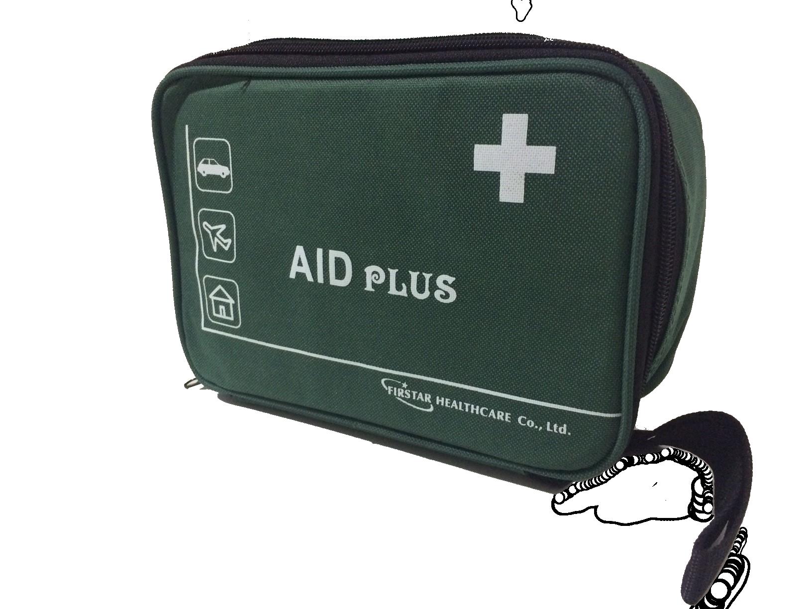 Kit de Primeiros Socorros - Plus